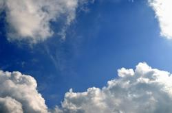 blue, clouds, sky, background, white, cloud