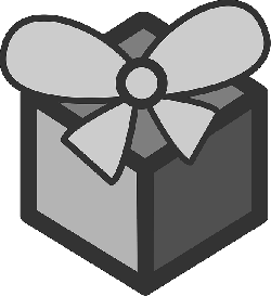 box, flat, gift, theme, present, icon, presents