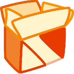 box, icon, open, package, theme, apps