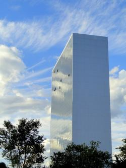 brasilia, brazil, building, structure, glass