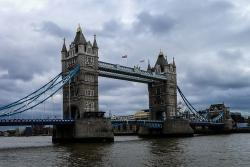 bridge, river, london, great britain, architecture