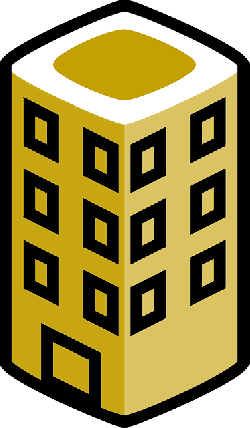 buildings, building, tower, city, flat, icon, office