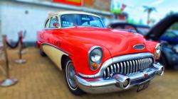 car, red, vehicle, old car, automobiles, motor