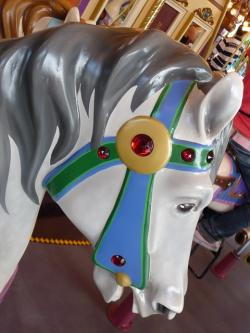carousel, horse, children, year market, fair