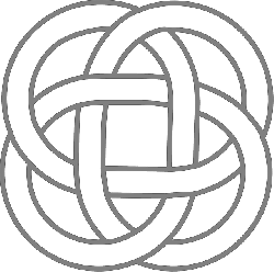celtic, knot, simple, design, symbols, border, free