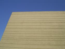 cement, wall, architecture, height