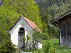 chapel, house chapel, church, landscape, churches