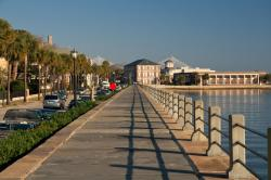 charleston, south carolina, outside, bay, water