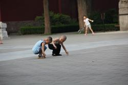 china, chinese, play, simple, boy, people, kid