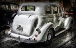 chrysler airstream, 1935, vintage, classic, antique