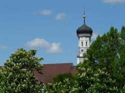 church, steeple, ulm, holy trinity church, spire