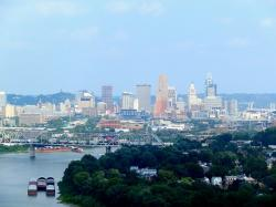 cincinnati, ohio, city, cities, urban, buildings