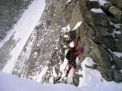 climb, mountaineering, north wall, matterhorn