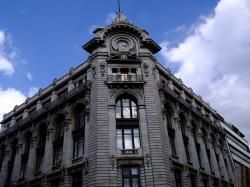 clock, architecture, the clock tower, cities