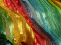 cloth, fabric, colorful, color, rainbow colors, scarf