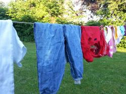 clothes line, laundry, wash, depend, clothing