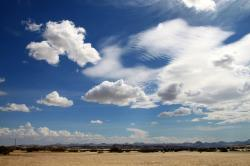 clouds, cloudy, sun, summer, hot, steppe, veld, dry