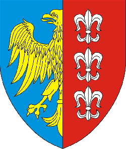 coat of arms, crest, helmet plate, emblem, poland