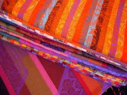 colorful fabric, colourful fabric, cloth, colorful