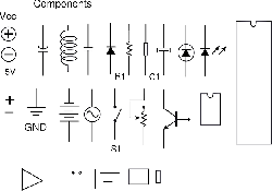 computer, electronic, symbol, symbols, tool, electric