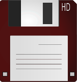 computer, floppy, icon, disk, office, storage, save