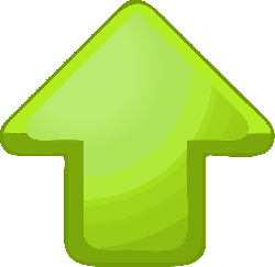 computer, green, icon, user, arrow, cartoon, gui