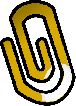 computer, icon, clip, gold, theme
