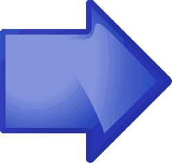 computer, icon, left, right, blue, arrow, going