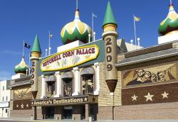 corn, palace, mitchell, south dakota, united states