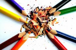 crayons, crayon, paint, pencils, drawing, school, art