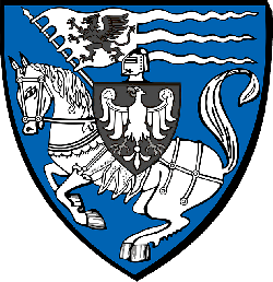 crest, emblem, coat of arms, poland, knight, horse