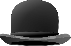 derby, bowler hat, clothing, grey, hat