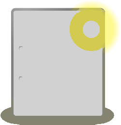 document, paper, new, register, icon, empty, page