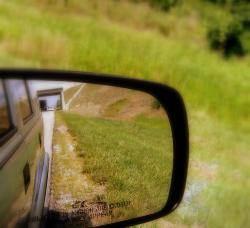 driving mirror, rear mirror, rear view mirror