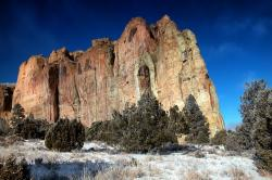 el morro national monument, new mexico, mountain