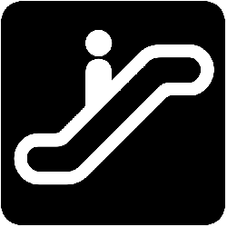 electric, shopping, escalator, stairs, lift, transport