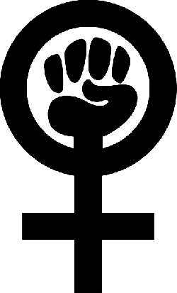 emancipation, feminism, women, rights, power, fist