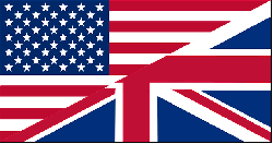 englih, flag, mixture, america, usa, great britain