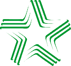 esperanto, logo, star, languages, international