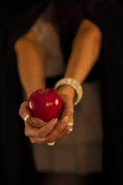 eve, and, the, apple, red, fruit, poisoned apple
