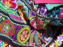 fabric, colorful, color, coloring, clothing, peru, inca