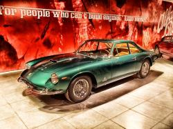 ferrari 500, 1965, car, automobile, hdr, vehicle