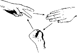 fingers, fist, hands, paper, rock, scissor, scissors