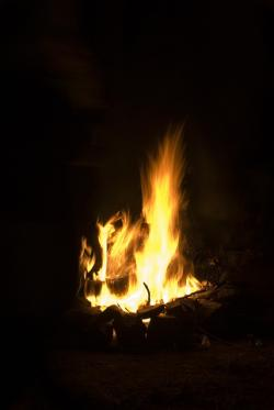 fire, the flame, glowing, heat, flame, flames, outdoor