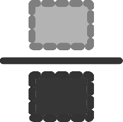 flat, empty, theme, action, fraction, icon