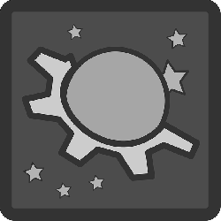 flat, stars, theme, space, galaxy, outer, icon, star