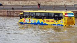 flood, coach, bus, budapest, tourist attractions