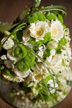 flora, bouquet, groom, bridesmaid, bride, white, flower