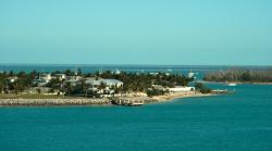 florida, coast, beach, key west, nature, ocean