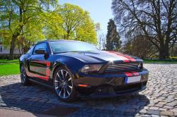 ford, mustang, gt, cs, v8, muscle, us car